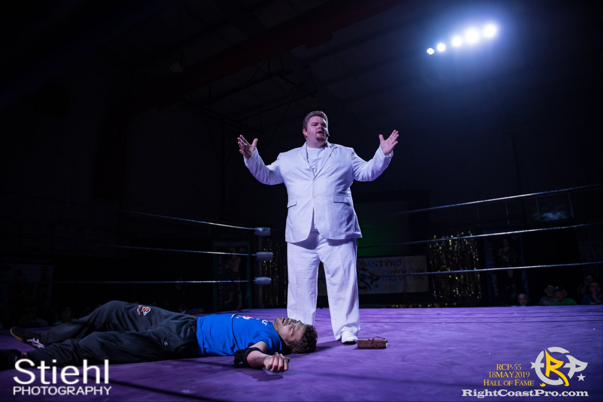 RCP55 6 god hof RightCoastProWrestlingDelaware
