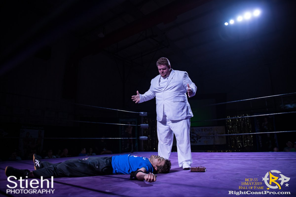 RCP55 7 god hof RightCoastProWrestlingDelaware