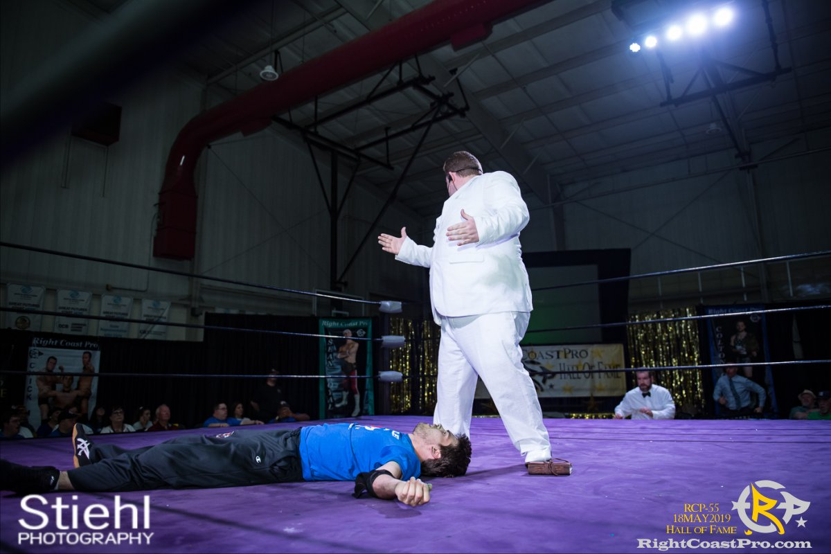 RCP55 8 god hof RightCoastProWrestlingDelaware