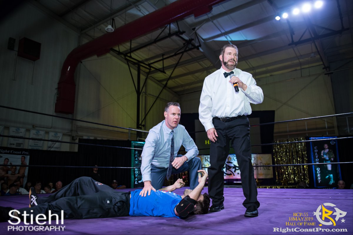 RCP55 9 god hof RightCoastProWrestlingDelaware