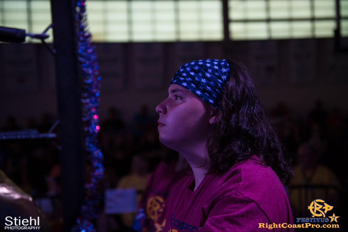 RCP56 16 NationalAnthem FESTIVUS rightcoastpro wrestling delaware