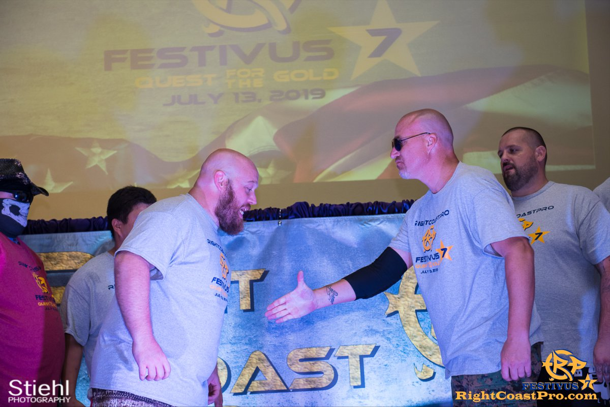RCP56 8 NationalAnthem FESTIVUS rightcoastpro wrestling delaware