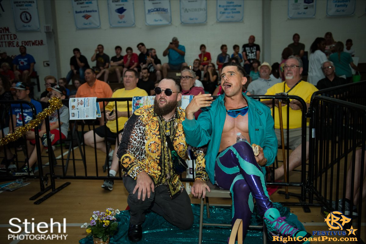 RCP56 Rumble 31 FESTIVUS rightcoastpro wrestling delaware