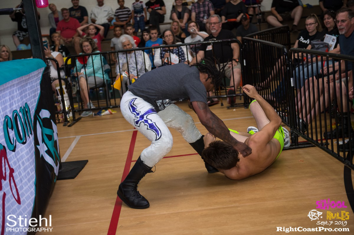 RCP57 6 church state RightCoastProWrestlingDelaware