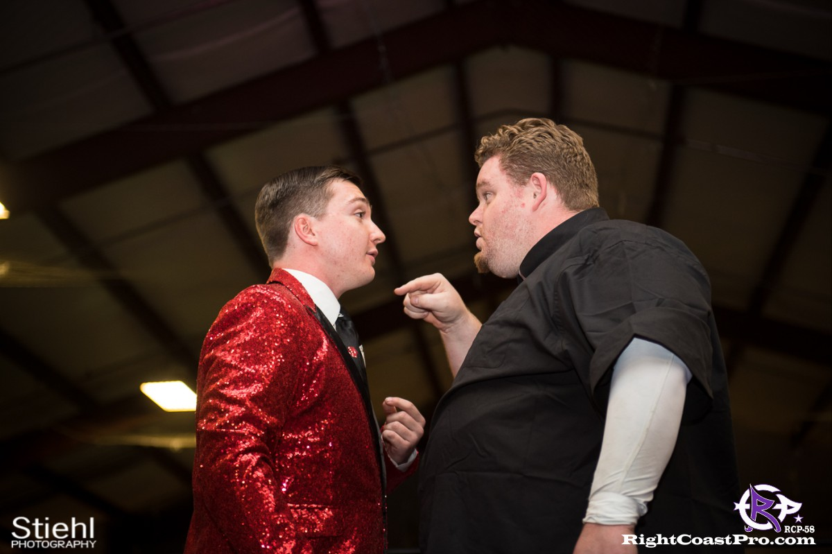 RCP58 8 TAGMATCH Homecoming RightCoastProWrestlingDelaware