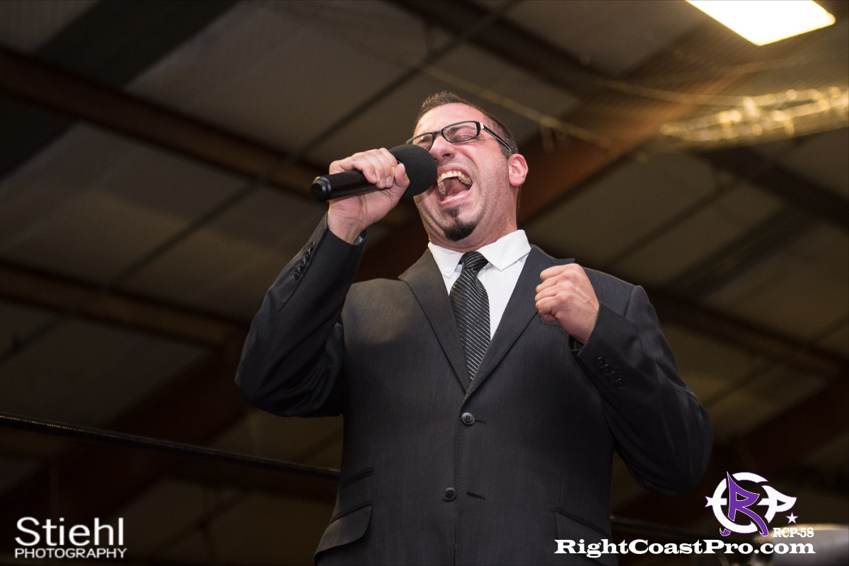 RCP58 2 BaldwinPlan Homecoming RightCoastProWrestlingDelaware