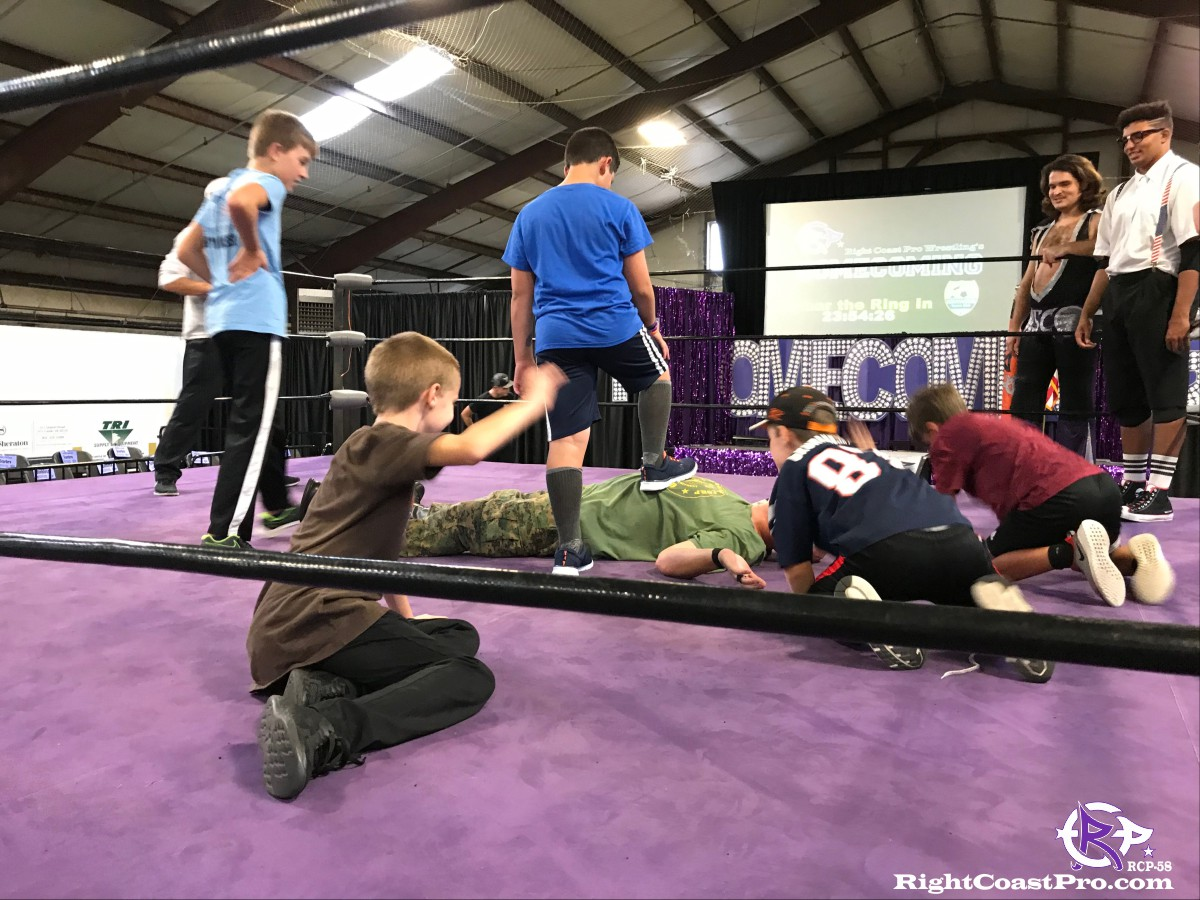 RCP58 5 Birthday Homecoming RightCoastProWrestlingDelaware