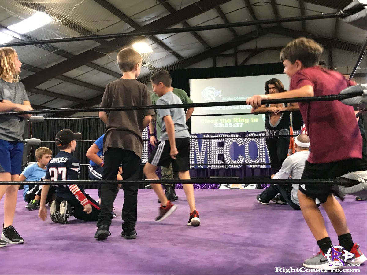 RCP58 6 Birthday Homecoming RightCoastProWrestlingDelaware