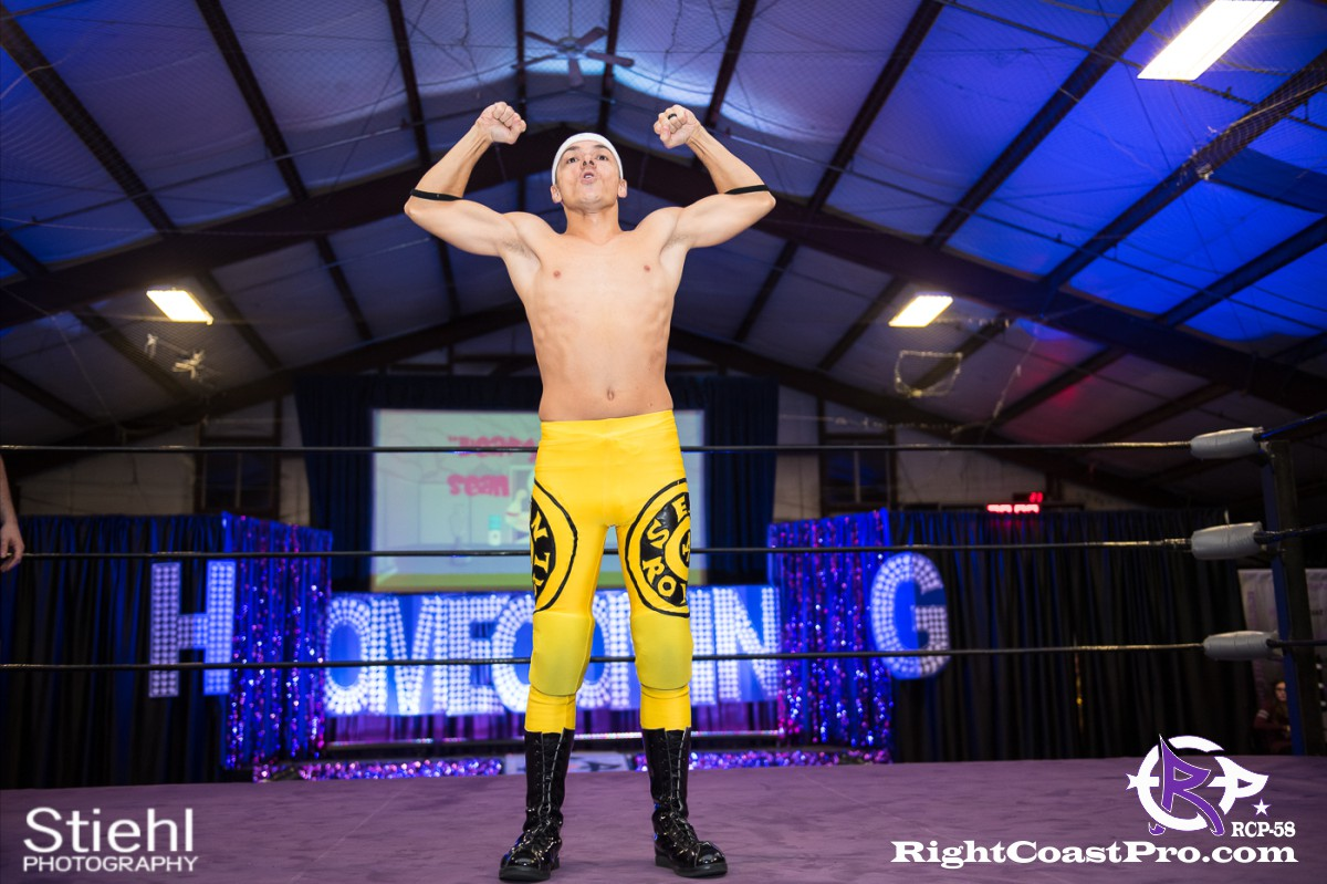 RCP58 7 ROYAL MASSACRE Homecoming RightCoastProWrestlingDelaware