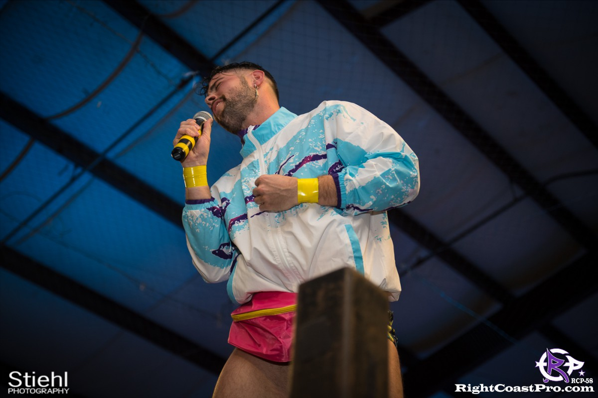 RCP58 2 heavyweight championship Homecoming RightCoastProWrestlingDelaware