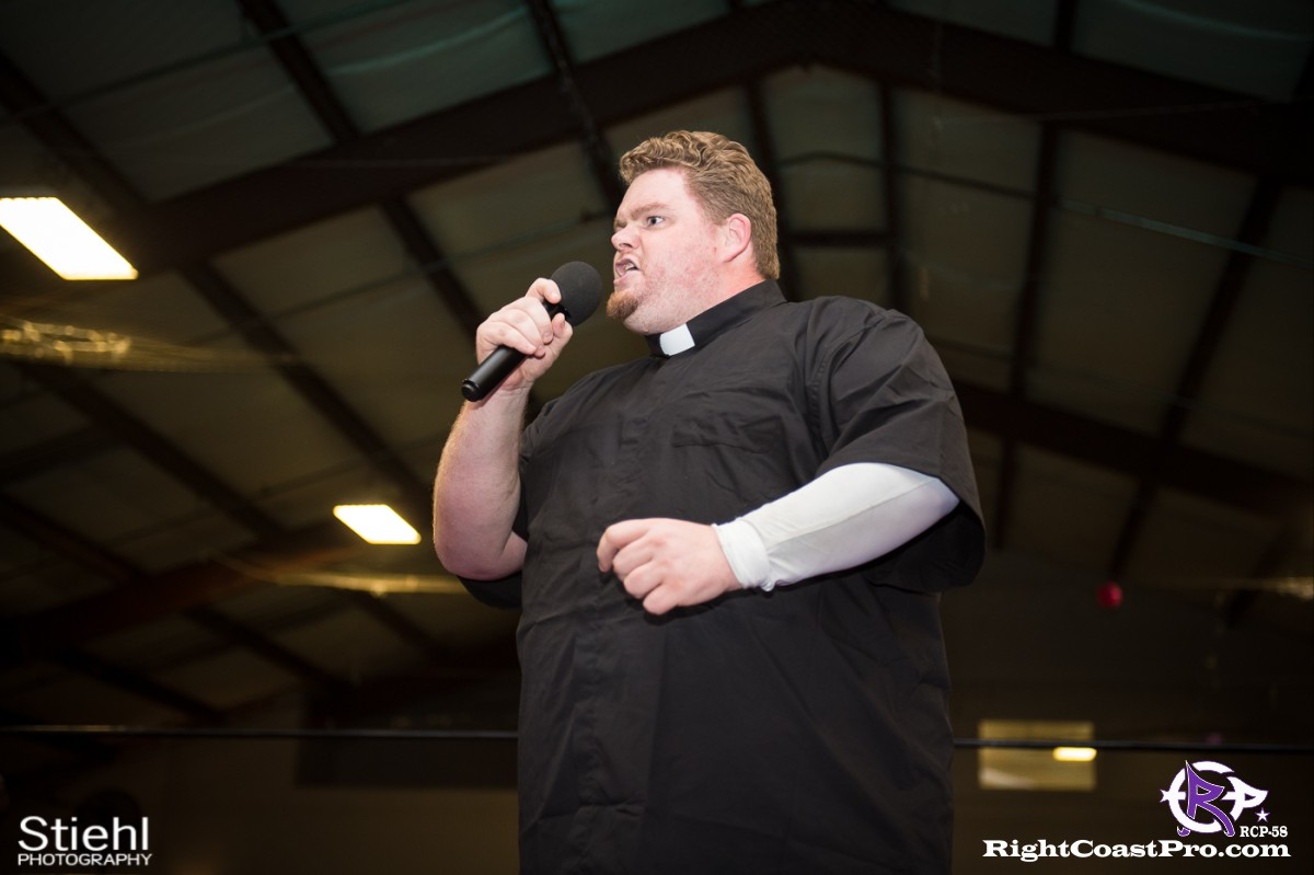 RCP58 10 GOD Homecoming RightCoastProWrestlingDelaware