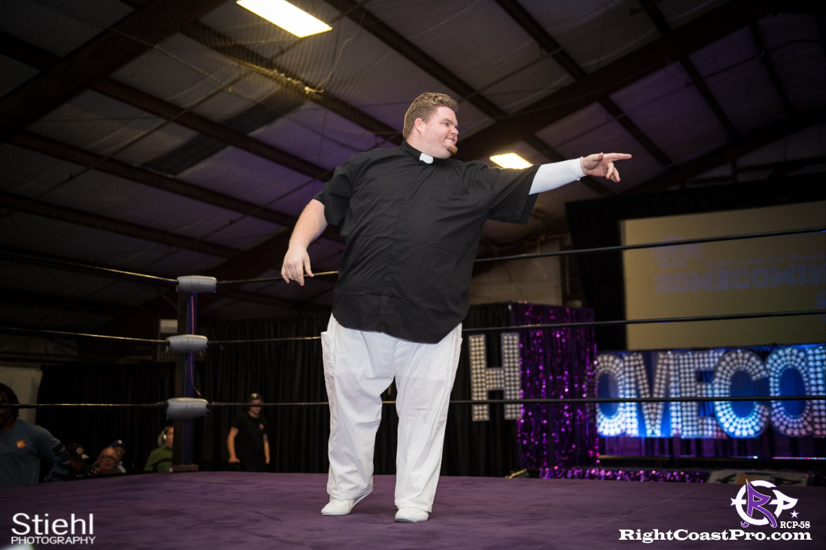 RCP58 5 GOD Homecoming RightCoastProWrestlingDelaware
