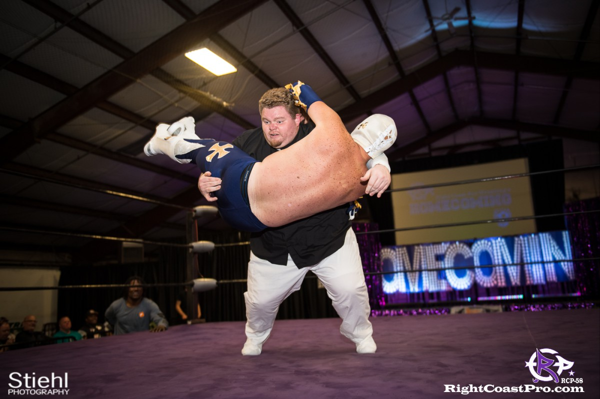 RCP58 7 GOD Homecoming RightCoastProWrestlingDelaware