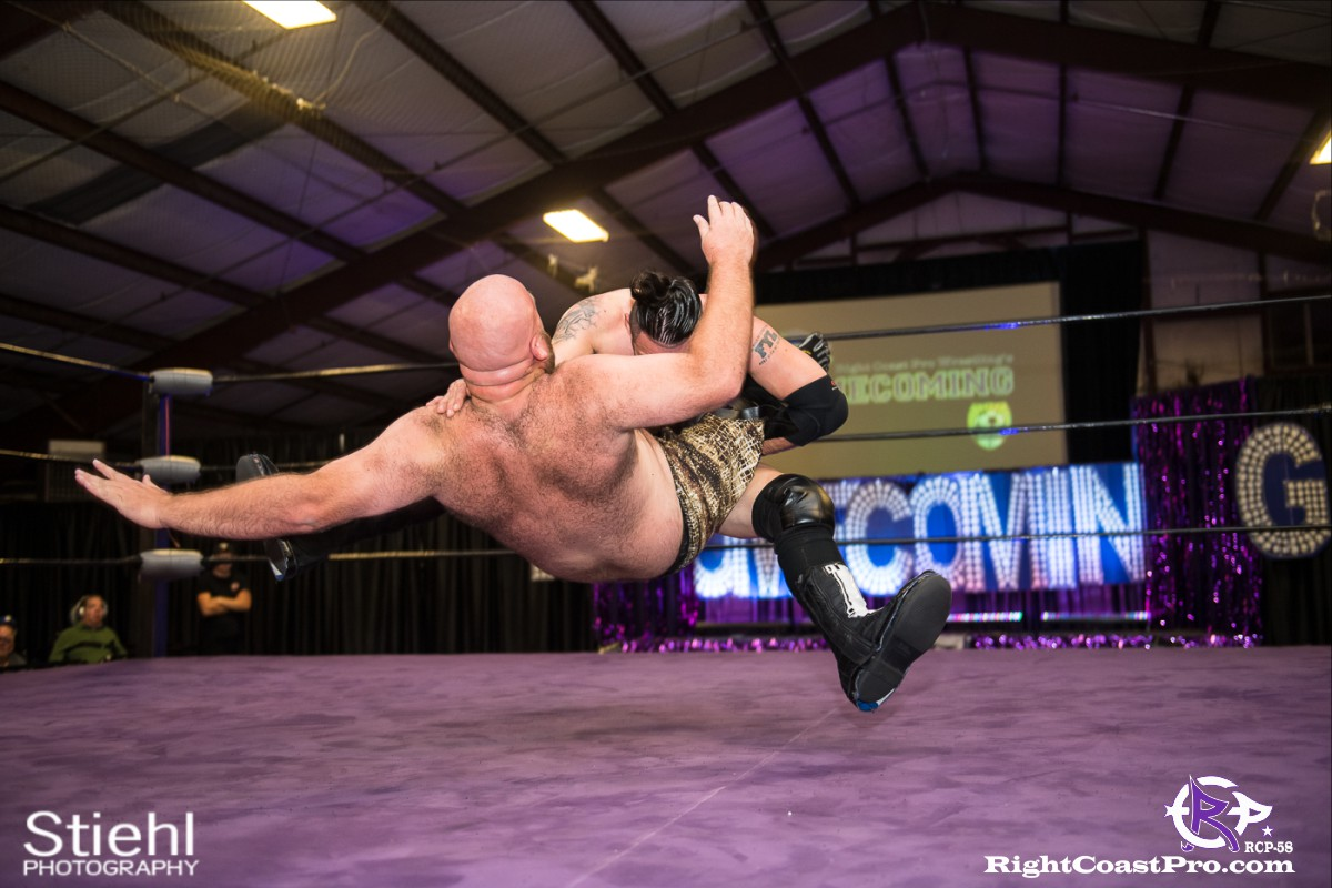 RCP58 19 Neph Profit Homecoming RightCoastProWrestlingDelaware