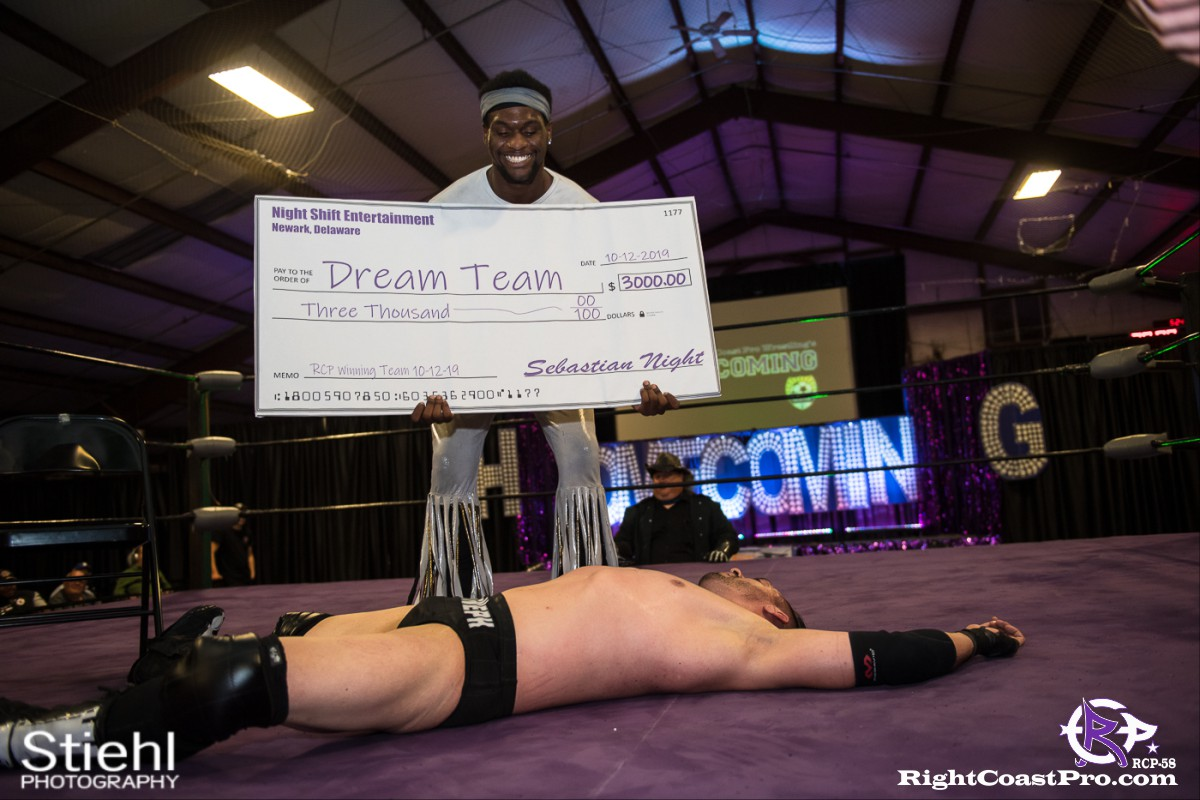 RCP58 23 Neph Profit Homecoming RightCoastProWrestlingDelaware