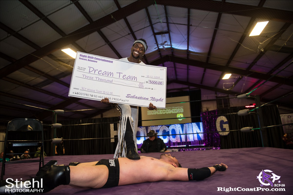 RCP58 24 Neph Profit Homecoming RightCoastProWrestlingDelaware