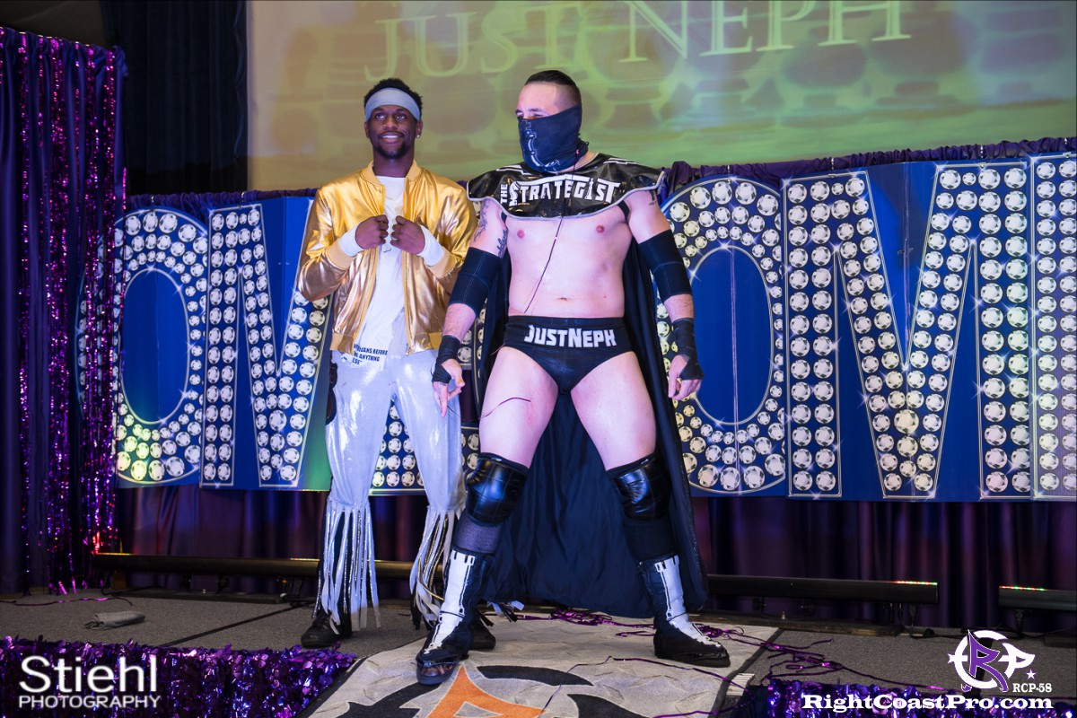 RCP58 5 Neph Profit Homecoming RightCoastProWrestlingDelaware