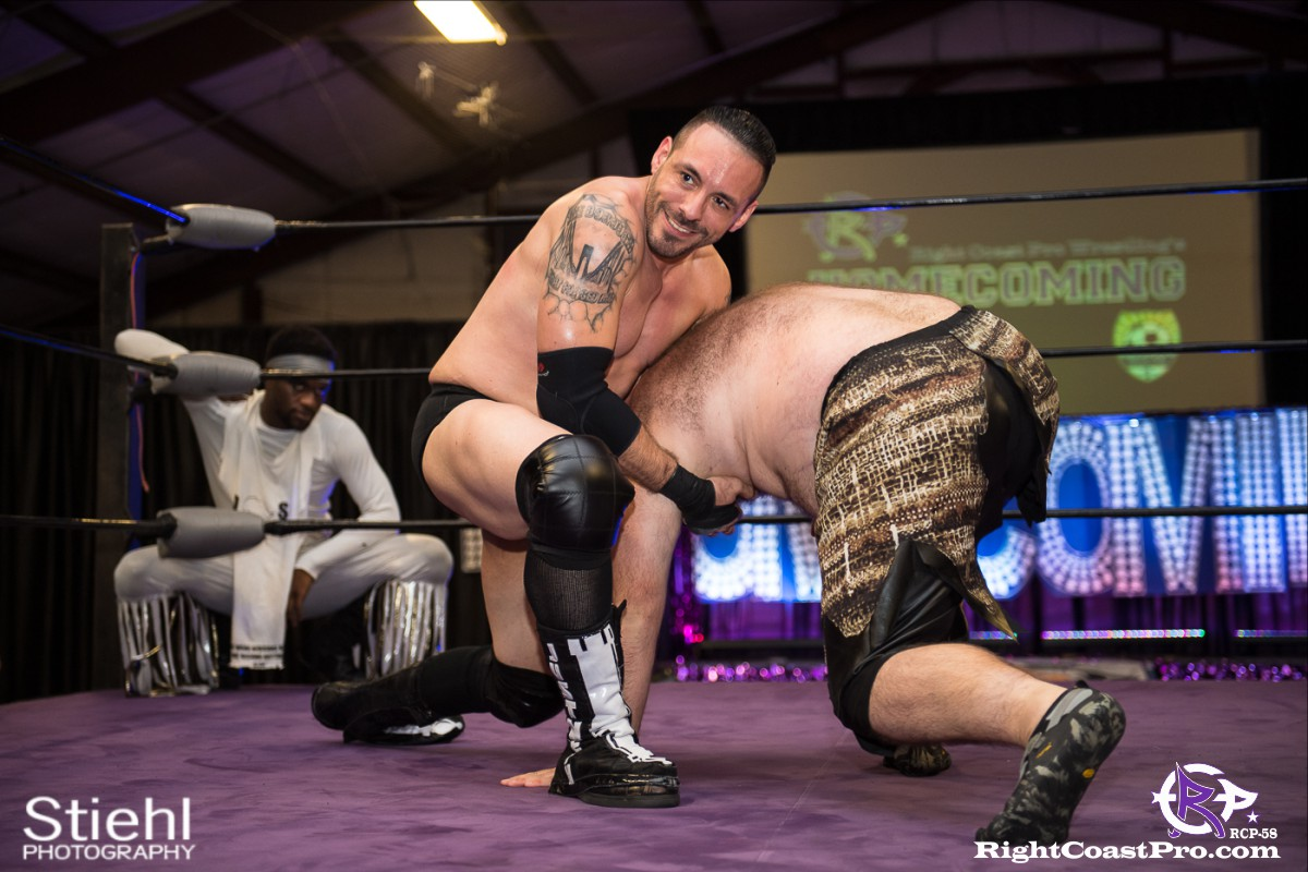 RCP58 9 Neph Profit Homecoming RightCoastProWrestlingDelaware