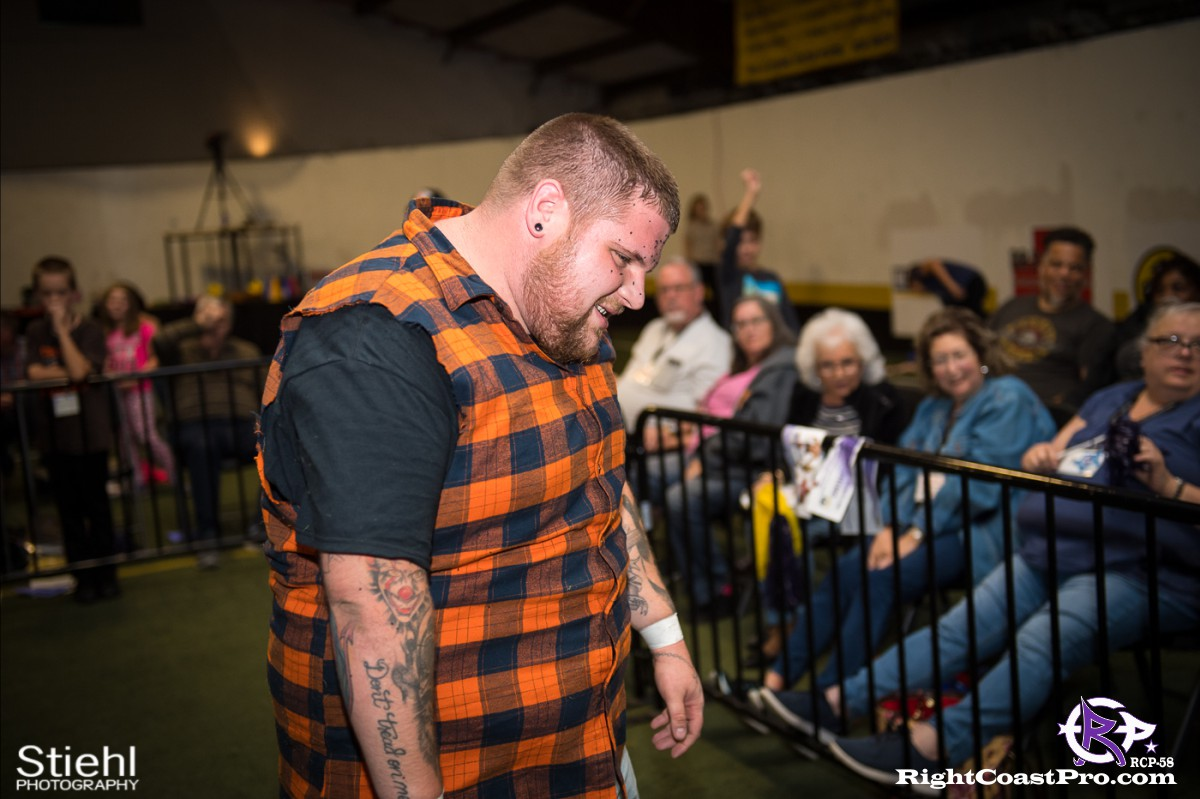 RCP58 10 BOOTCAMP Homecoming RightCoastProWrestlingDelaware
