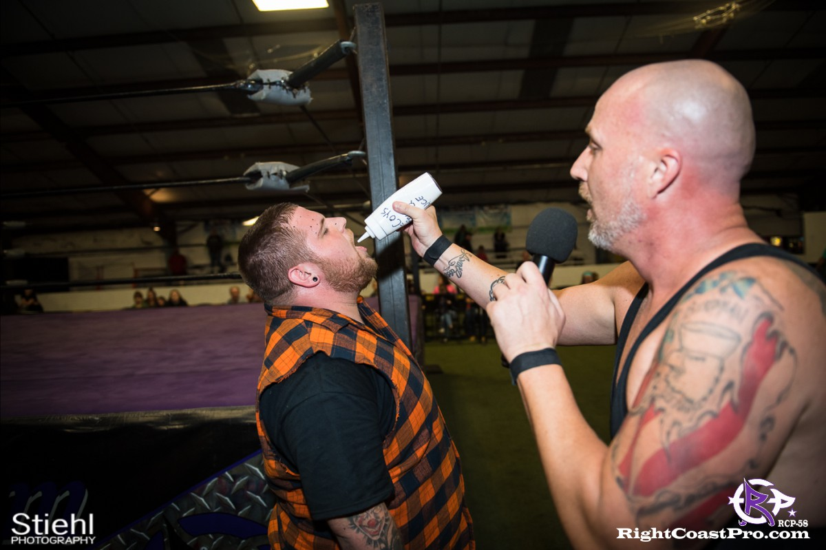 RCP58 14 BOOTCAMP Homecoming RightCoastProWrestlingDelaware