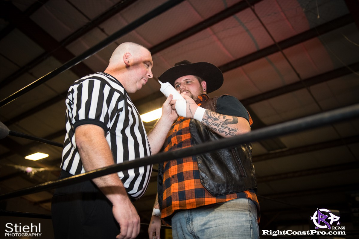 RCP58 4 BOOTCAMP Homecoming RightCoastProWrestlingDelaware