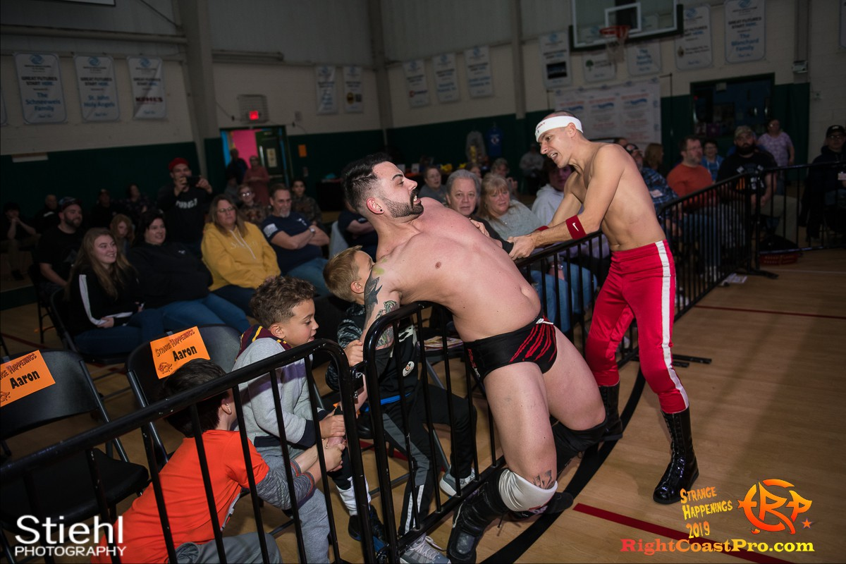RCP59 35 OlympusChampionship StrangeHappenings RightCoast Pro Wrestling Delaware