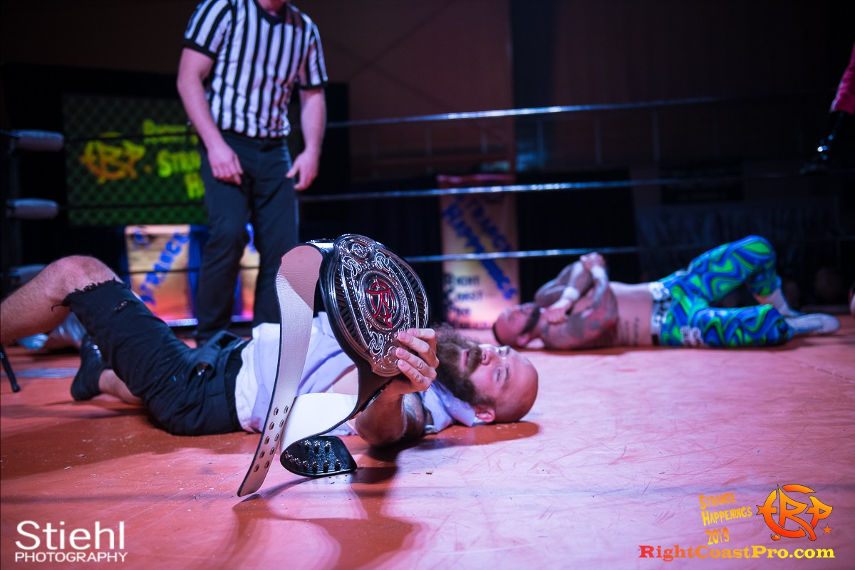 RCP59 54 OlympusChampionship StrangeHappenings RightCoast Pro Wrestling Delaware