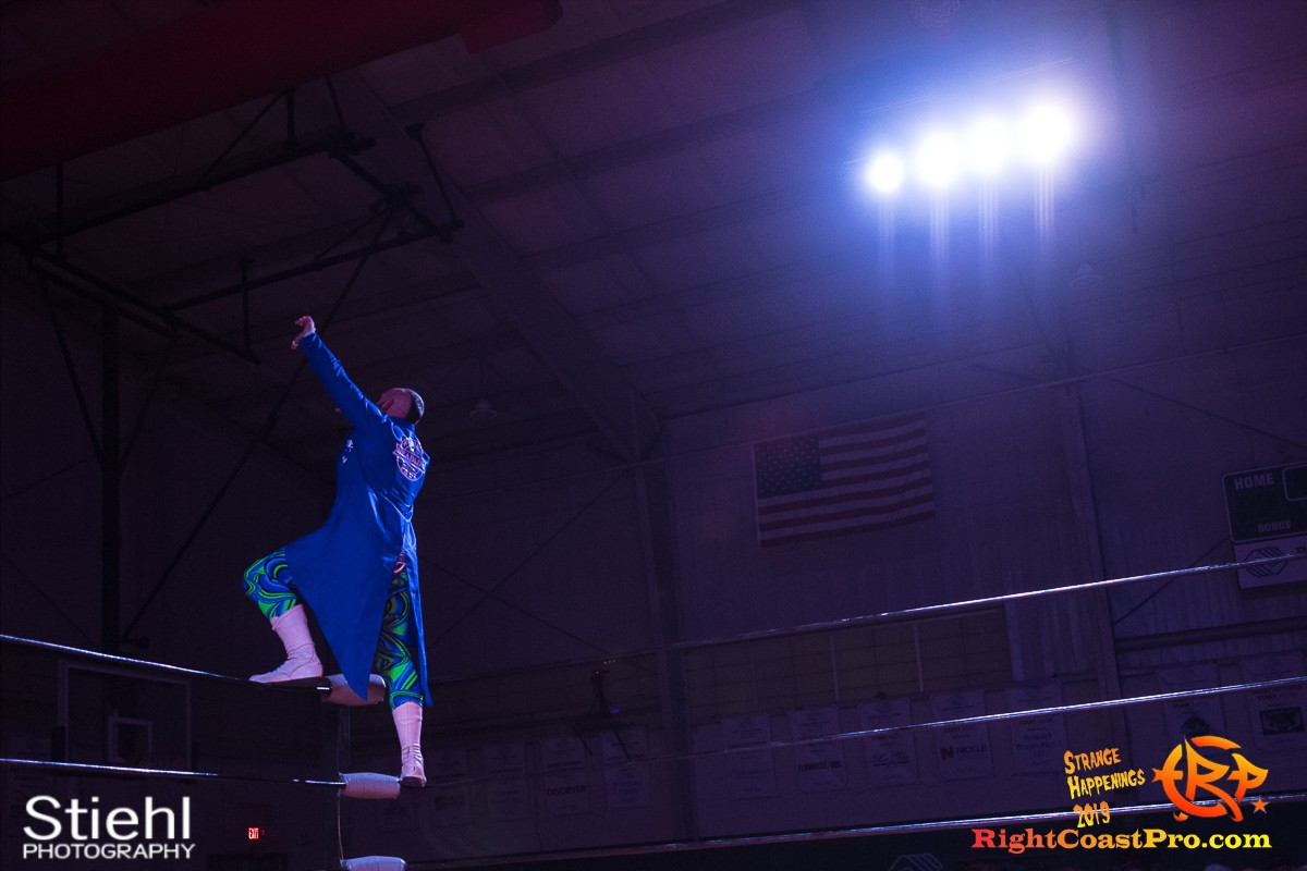 RCP59 7 OlympusChampionship StrangeHappenings RightCoast Pro Wrestling Delaware