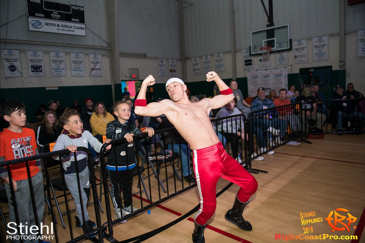 RCP59 8 OlympusChampionship StrangeHappenings RightCoast Pro Wrestling Delaware
