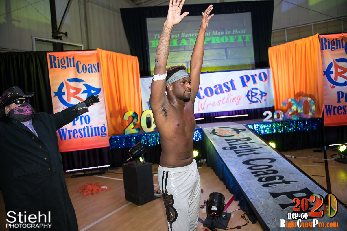 RCP60 19 DiscoProfit RightCoast ProWrestling Delaware