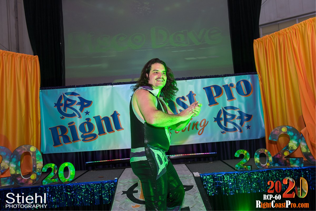 RCP60 3 DiscoProfit RightCoast ProWrestling Delaware
