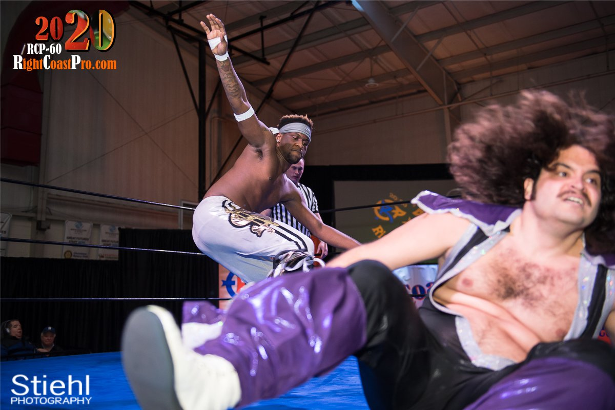 RCP60 7 DiscoProfit RightCoast ProWrestling Delaware
