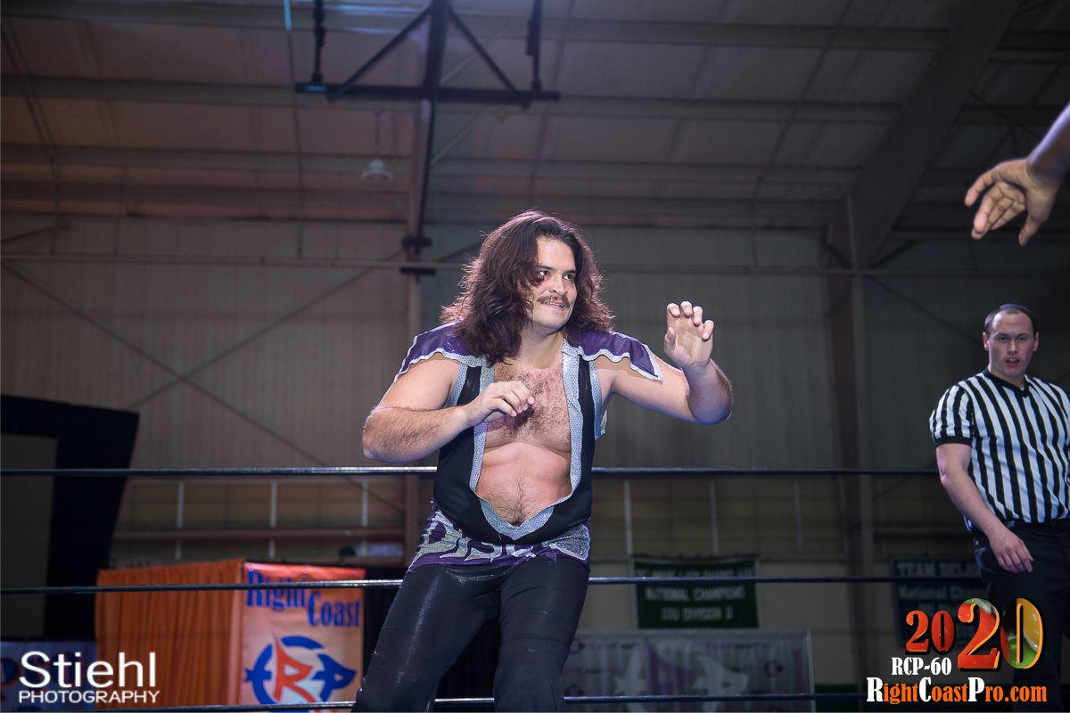 RCP60 8 DiscoProfit RightCoast ProWrestling Delaware