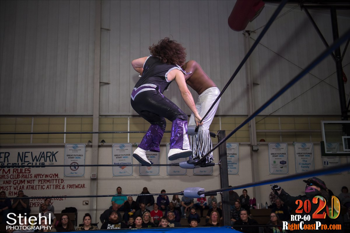 RCP60 9 DiscoProfit RightCoast ProWrestling Delaware