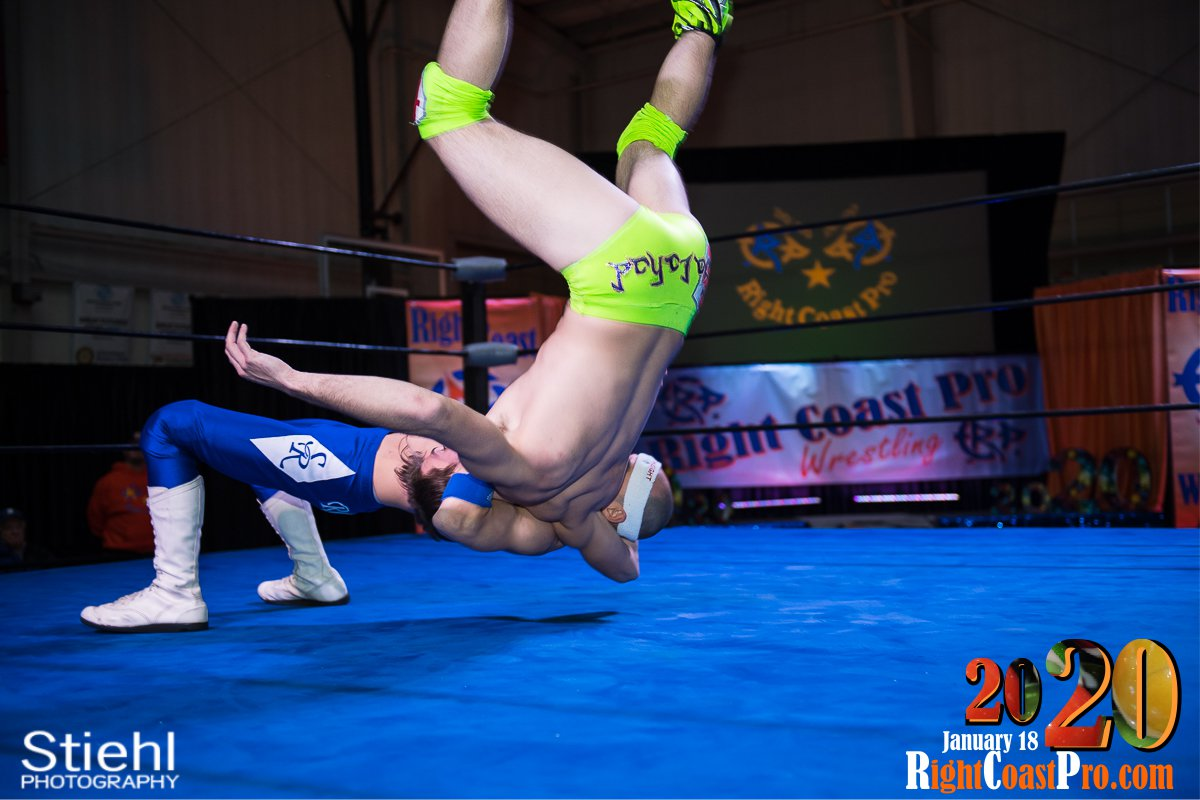 RCP60 15 Royal Galahad RightCoast ProWrestling Delaware