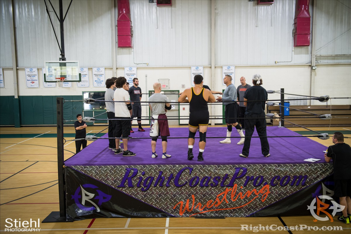 hollowsstable A RightCoast Pro Wrestling school