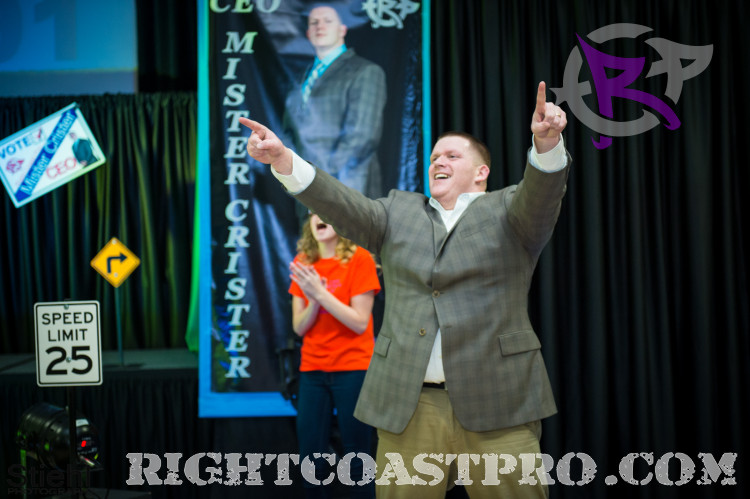 Crister Motivation DMC RightCoastPro Wrestling Delaware