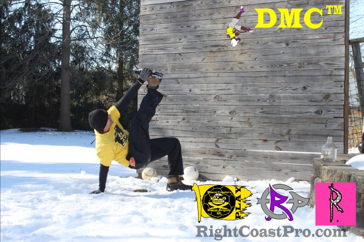 RightCoastPro Renegade DMC Training Fitness