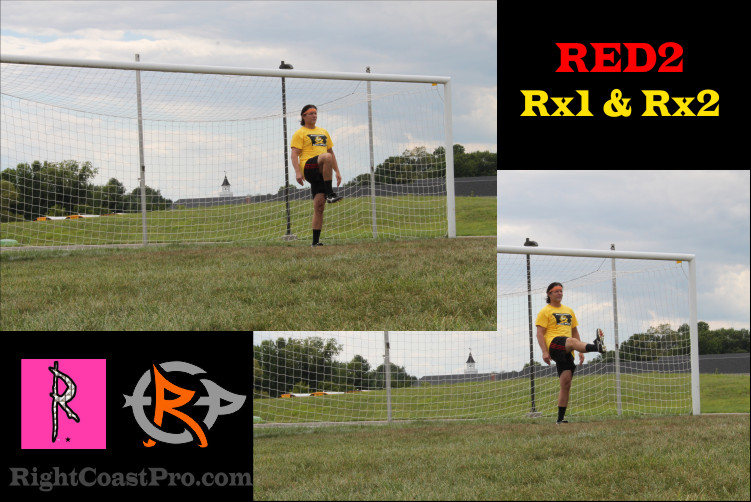 RED2 RightCoastPro Soccer Wrestling Sports Delaware