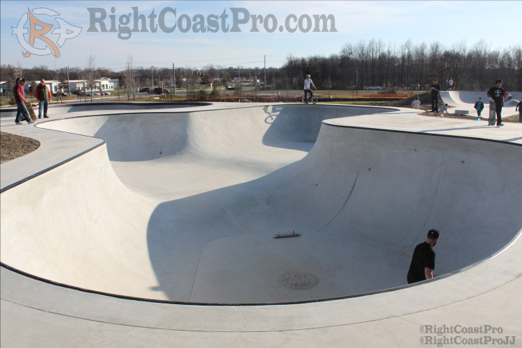 Skatepark RightCoastPro Delaware Entertainment Sports Events