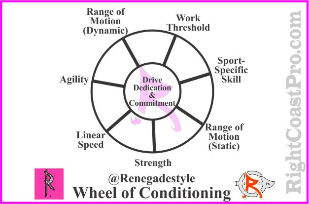 Wheel of Conditioning RenegadeTraining