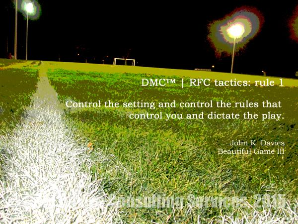 Tactics Rule1 RightCoastPro Soccer Delaware