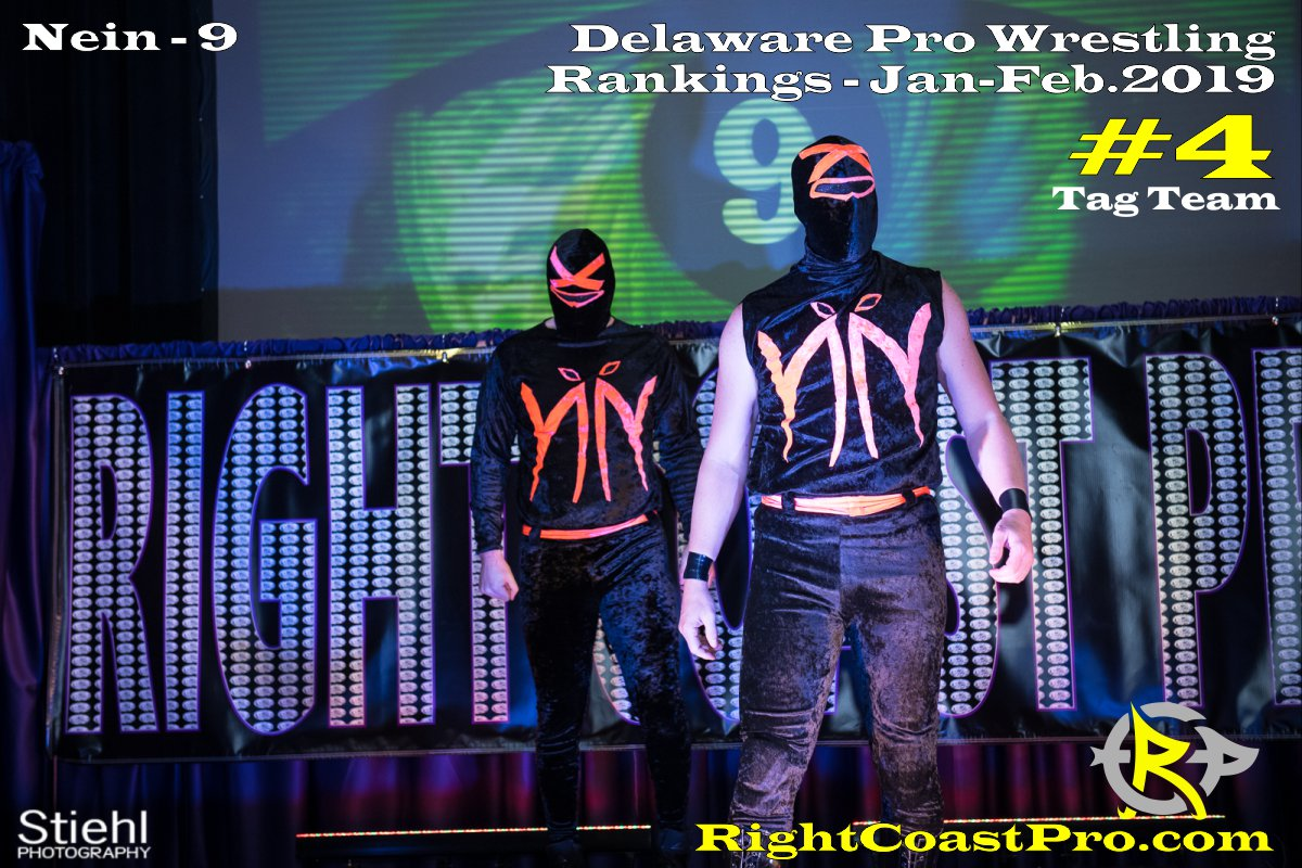 4 tagteam 2019 Rankings January RightCoastPro