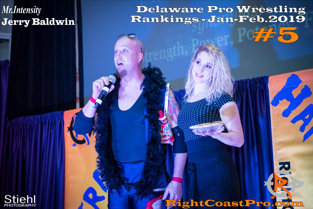 5 2019 ProWrestling Rankings Jan Feb RightCoastPro