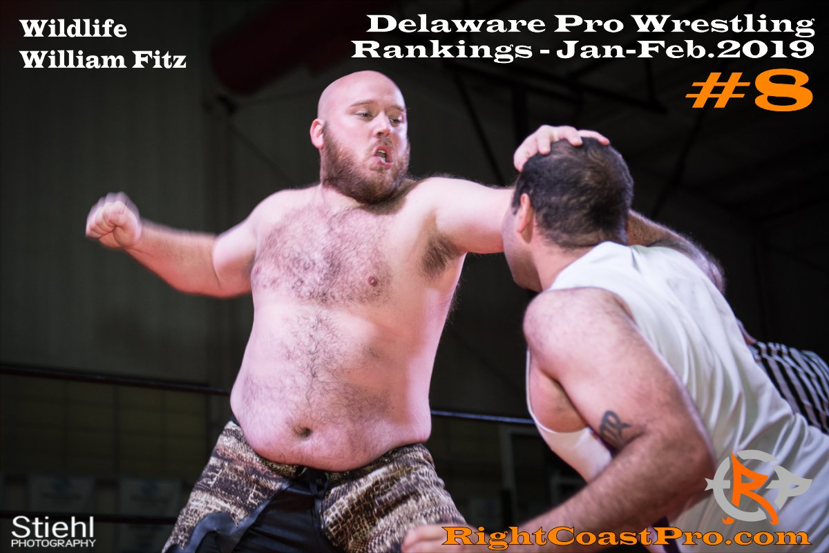 8 2019 ProWrestling Rankings Jan Feb RightCoastPro