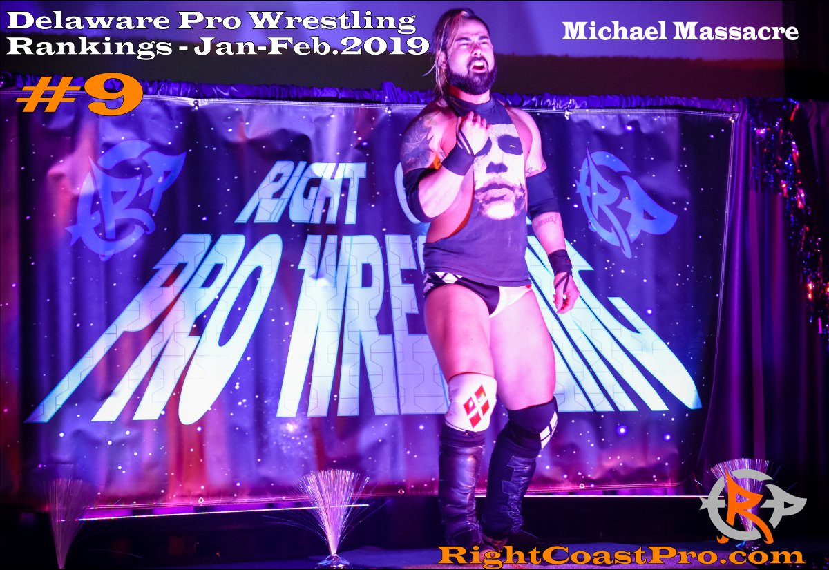 9 2019 ProWrestling Rankings Jan Feb RightCoastPro