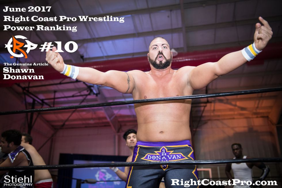 June 10 Delaware ProWrestling Rankings