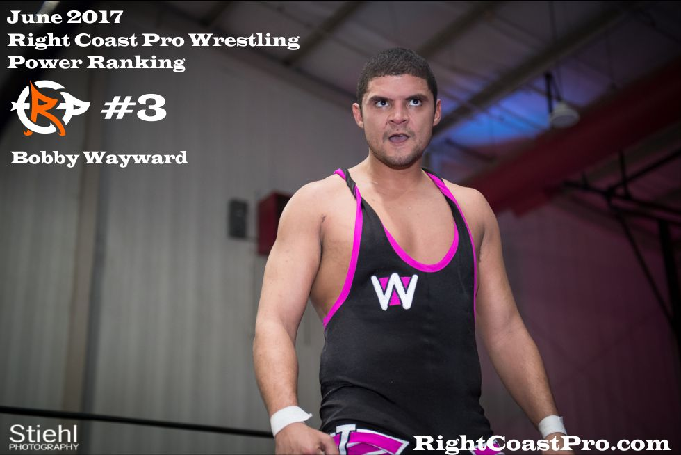 June 3 Delaware ProWrestling Rankings
