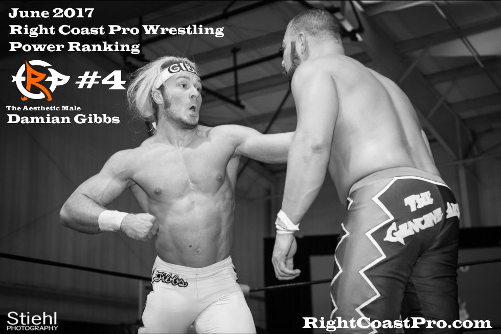 June 4 Delaware ProWrestling Rankings