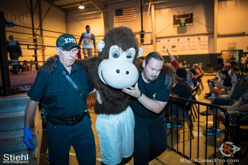 Coastee 1 RCP31 RightCoast Pro Wrestling Delaware Event